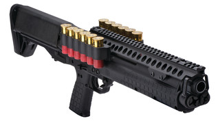 SureShell Shotshell Carrier and Rail System for Kel-Tec KSG