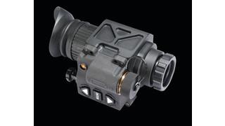 OTS-X handheld thermal imaging viewer