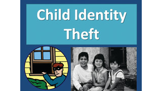Your Child's Identity At Risk
