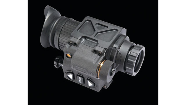 OTS-X handheld thermal imaging viewer