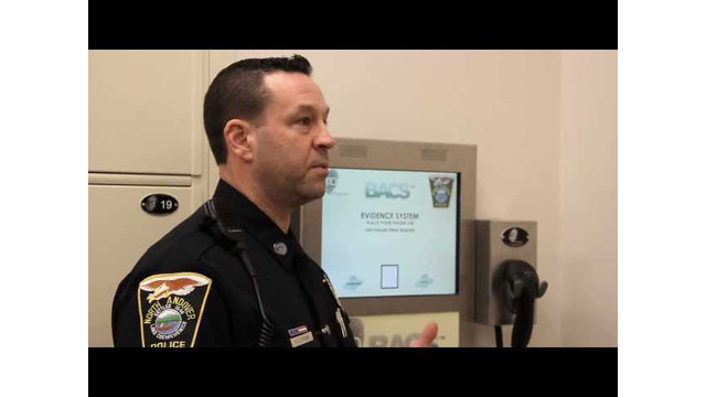North Andover Police Department Highly Recommends BACS Evidence Management System