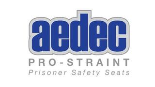AEDEC Pro-Straint Prisoner Safety Seats