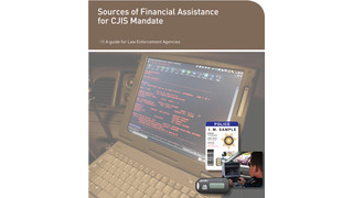 Sources of Financial Assistance for CJIS Mandate
