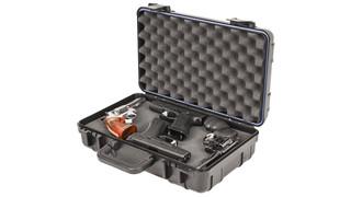 TKLTactcial Diamond Black Carbon Fiber Weapons Case (Model DB1200)