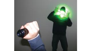 Warning: Laser in use