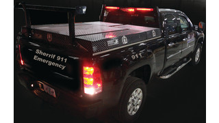 Pickup Pack Storage System