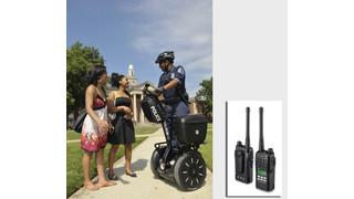 PT Series portable radios