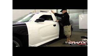 2013 Dodge Charger or any vehicle Door Wrap Video 1.mov