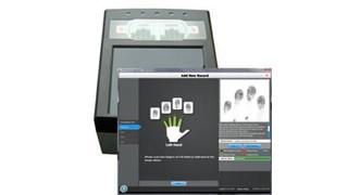 FbF Live Scan Electronic Fingerprint System, Secure Web Fingerprint Transmission (SWFT) Compatible