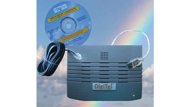 DigiTel Call-In Dictation System