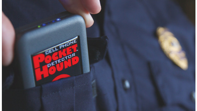 PocketHound Cell Phone Detector