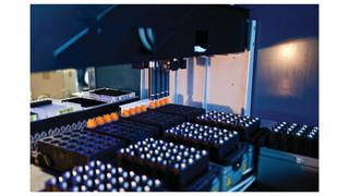 Microlab AutoLys STAR Workstation