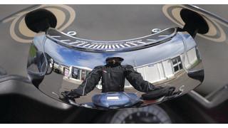 Riderscan Motorcycle Blindspot Mirror
