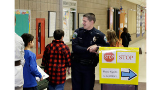 Officer Newscast: Safety in Schools