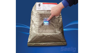 Shielded Lightweight Forensic EMI Pouch (SFP1215W)