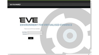 Environment for Virtualised Evidence (EVE)