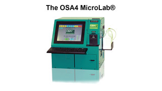 OSA4 Microlab Fluid/Lubricant Testing