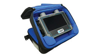Mobile Viewer-BC Dual-Diversity COFDM Briefcase Receiver/Monitor