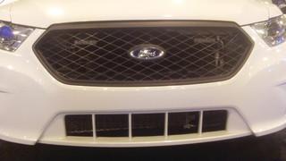 Ford Police Interceptor Sedan Transmission Cooler Protection