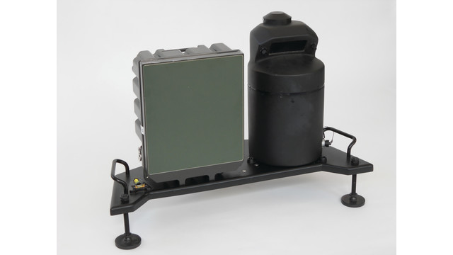 Unattended Gap Filler (UGF) Radar Integrated Mini Unattended Ground Imager (MUGI)
