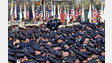 Thousands Gather at Memorial for Slain MIT Officer