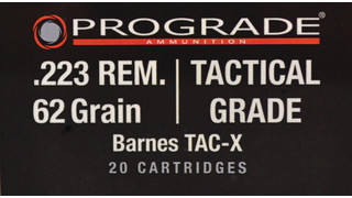 Tactical Grade Rounds