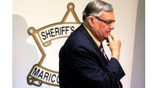 Arizona Sheriff Faces Contempt Hearing