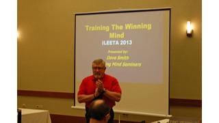 Reporting on ILEETA 2013