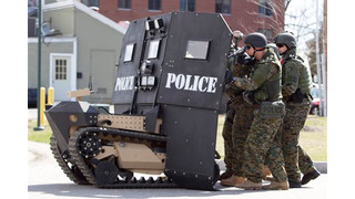 'SWAT Robots' Could Soon Protect Police Officers