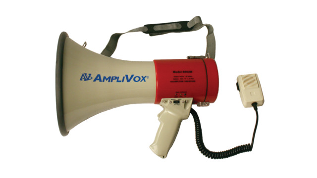 Rechargeable Battery Pack for Mity-Meg Plus (2602M) Megaphone