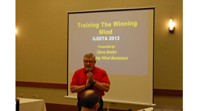 Reporting on ILEETA 2013