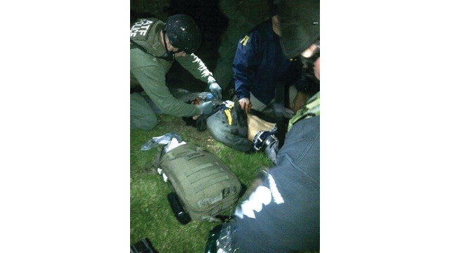 TSSi's M9 Bag Used in Capture of Bombing Suspect