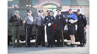 Best Dressed Public Safety 2013, NAUMD