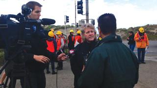 How one leader prepped for trauma by organizing a 'Tsunami Walk'