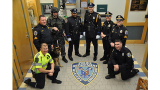 NAUMD Names Best Dressed Public Safety Departments for 2013