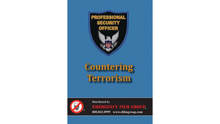 Training DVD: Professional Security Officer: Countering Terrorism
