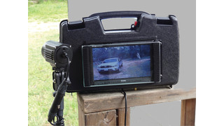 Telescopic Pole Camera now with FLIR Thermal Imaging