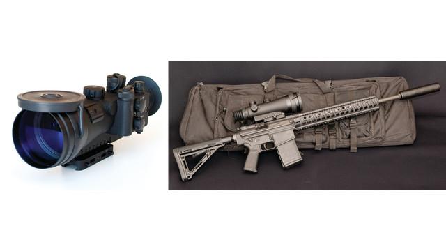 LN-SPRS-4, Special Purpose Riflescope 4.0X