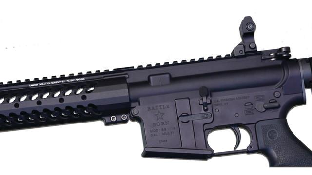 Battle Born BB16 Rifle