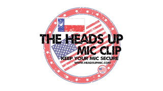 DMMSR, LLC (The Heads Up Mic Clip)