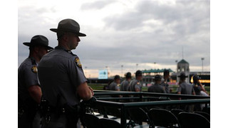 Officer Newscast: Securing the Kentucky Derby