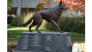 Police K9 Memorials: Remember All of the Fallen