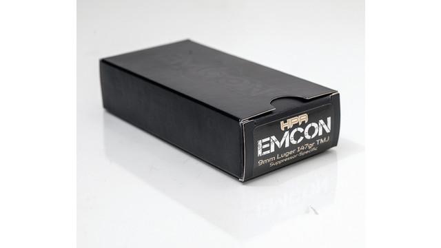EMCON (Emissions Control) Ammunition