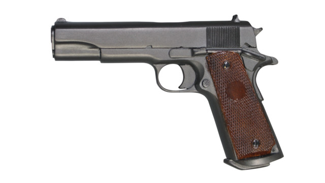 Realistic Replica Training Firearms (Non-firing)
