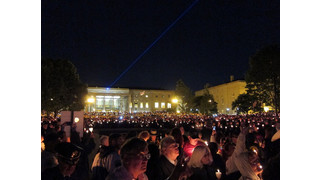 Candlelight Vigil Honors Sacrifice of Fallen Officers