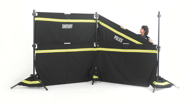 SRN 1000 Privacy Barrier System