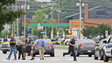 Four Shot at N.C. Law Firm, Wal-Mart; Suspect Caught