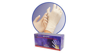 Explorer Powder Free Latex Exam Glove