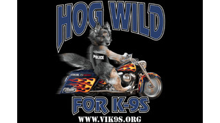 Vested Interest in K9s to Hold 'Hog Wild for K-9s' Event