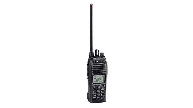 Icom F3261D Series Portable Radio